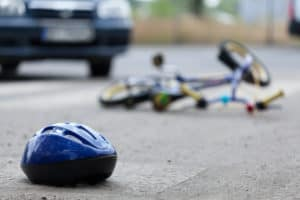 Bicyclist Injured in Hit-And Run Accident on Irene Street [Bakersfield, CA]
