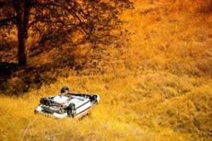 HALLORAN SPRINGS, CA - Car Crash Leaves One Dead on 15 Freeway Near Halloran Springs Road