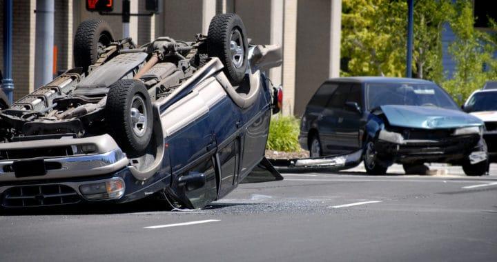 4 Women Injured in Three-Car Crash on Oakdale Road and Claratina Avenue [Modesto, CA]