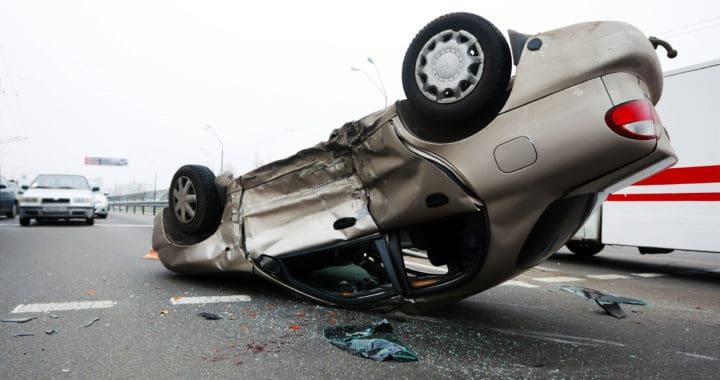 Vehicle Crash in Cook Street Leaves 2 People Injured [Palm Desert, CA]