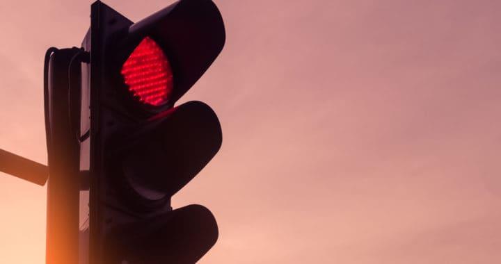 Driver and Passenger Injured in Car Crash on 105 Freeway and Studebaker Road [Norwalk, CA]