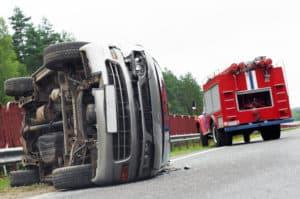 Traffic Crash on Highway 4 Blocks Lanes [Concord, CA]