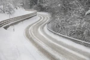 Several Crashes Reported after Snowfall near Denny Creek [Snoqualmie Pass, WA]