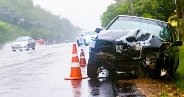 2 People Killed in Single-Vehicle Crash on Rialto Avenue and Tippecanoe Avenue [San Bernardino, CA]