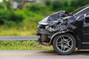 HESPERIA, CA - One Dead and One Injured in Head-On Collision on Mariposa Road