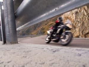 Motorcycle Rider Missing after Crash on Newhall Ranch Road and Santa Clarita Parkway [Saugus, CA]