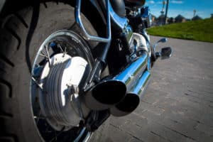 Man Critically Injured in Motorcycle Crash on Sahara Avenue [Las Vegas, NV]