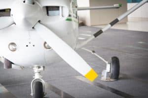 SANTEE, CA - Two Dead in Small Plane Crash on Prospect Avenue Near Gillespie Field