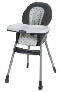Graco Table2Table 6-in-1 High Chairs Recalled Due to Child Injuries