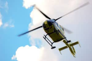 Woman Airlifted Following Pedestrian Crash on Palmdale Road at 15 Freeway On-Ramp [Victorville, CA]