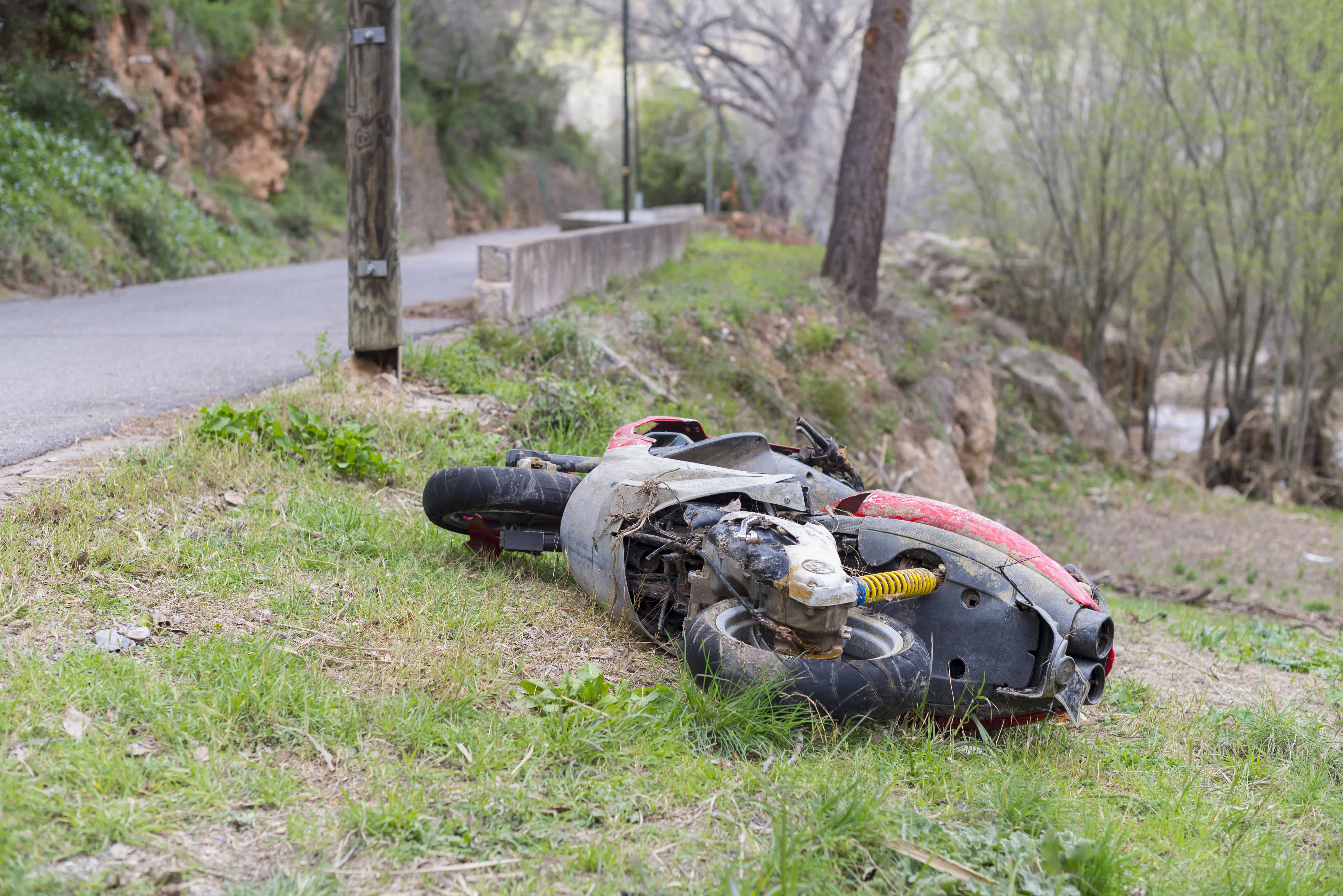 Motorcyclist Injured in Hit-And-Run Crash on State Route 299 [Salyer, CA]