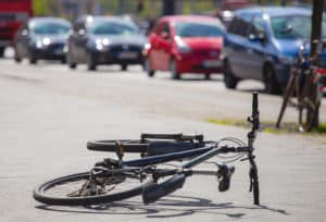 Male Cyclist Critical in SUV Crash on Merrill Avenue [Fontana, CA]