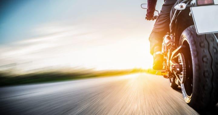 Motorcyclist Injured after Pedestrian Crash on Friars Road [San Diego, CA]
