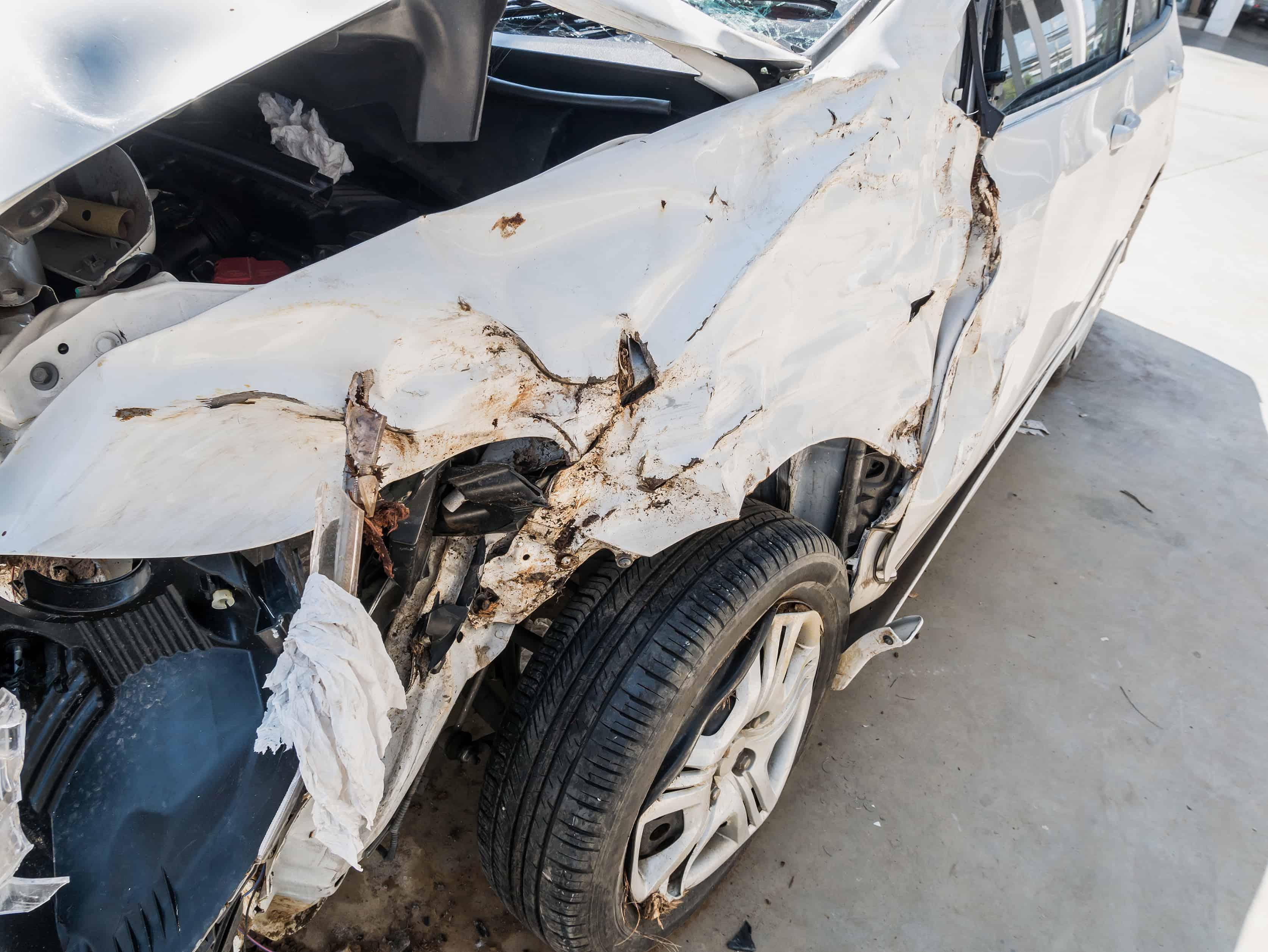 2 People Dead in 91 Freeway Head-On Crash [Long Beach, CA]