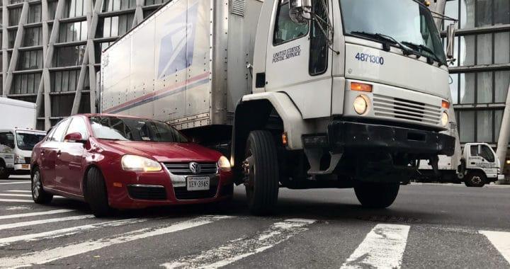 Crash on Interstate 80 Seriously Injures 2 Elderly Passengers [Reno, NV]