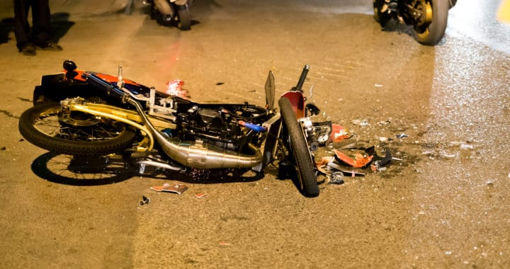 Motorcyclist Hospitalized After Two-Vehicle Crash on Interstate 580 [Reno, NV]