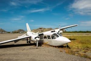 Plane Crash at Renton Municipal Airport [Renton, WA]