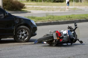 Motorcyclist Injured in Crash on North Farrell Drive Near