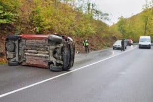 1 Killed in Single-Car Rollover Crash on Magdalena Avenue and Rock Mountain Road [Chula Vista, CA ]