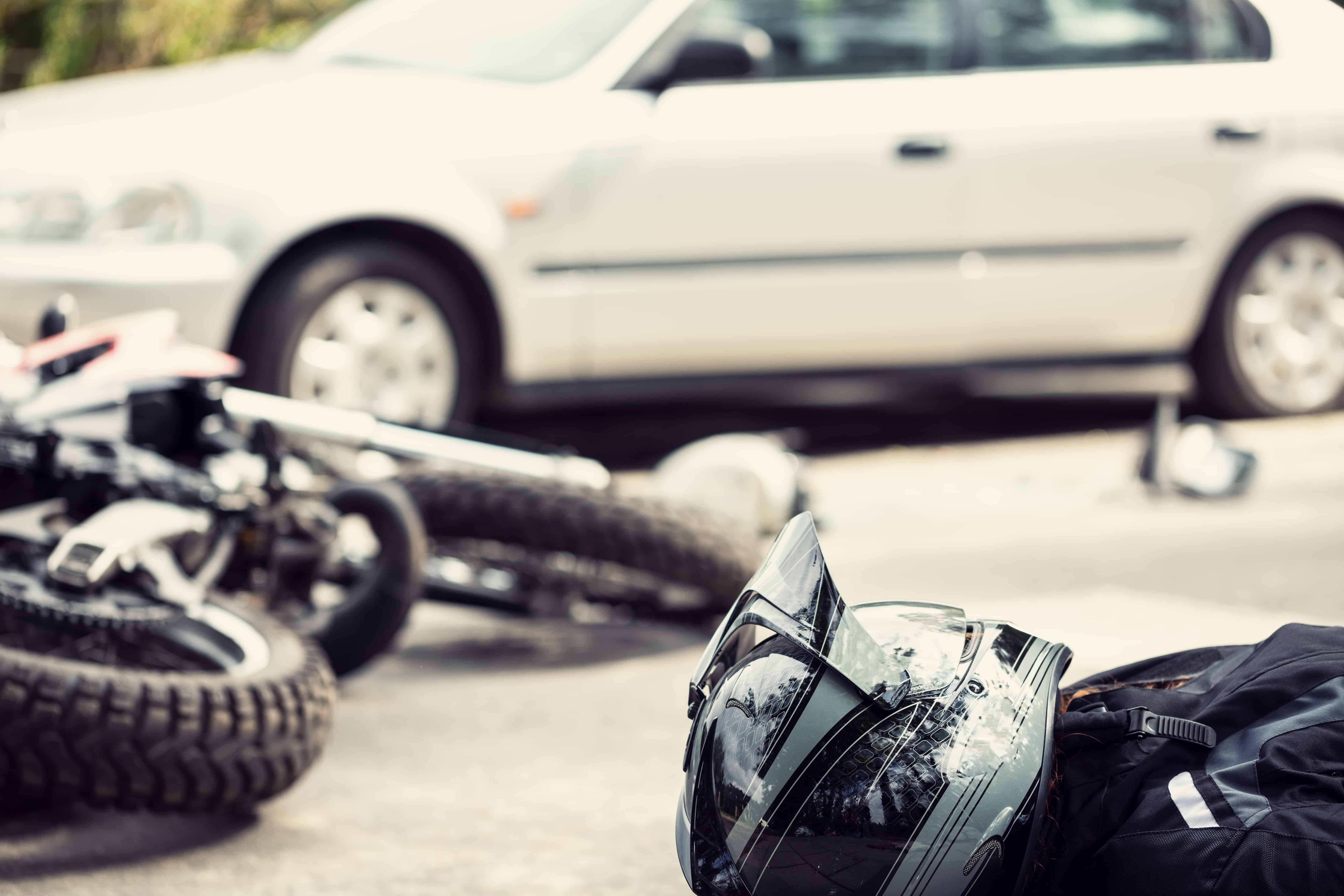 1 Person Injured in Motorcycle Crash on Highway 101 and Robinson Road [Humboldt County, CA]