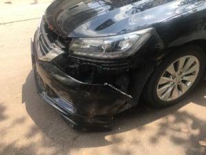 2 People Injured in DUI Car Collision on Soledad Canyon Road near Anne Freda Street [Santa Clarita, CA]