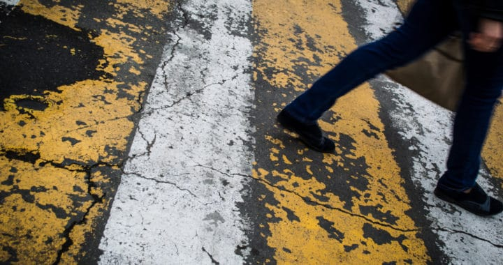 Male Pedestrian Injured in Hit-and-Run Crash on University Avenue near College Avenue [San Diego, CA]