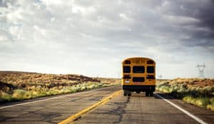 School Bus Involved in Three-Vehicle Crash on Road 104 [Dinuba, CA]