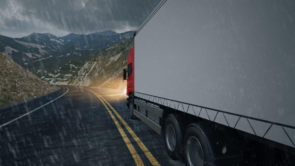Driver Injured in State Route 26 Semi-Truck Crash [Soap Lake, WA]