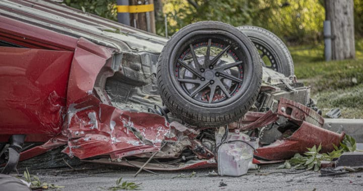 2 Teens Die in Single-Vehicle Collision at Sparks and Baring Boulevard [Sparks, NV]