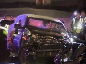 Royce Jones Killed in Rampart Crash, Lauren Prescia Facing Charges [Summerlin, NV]