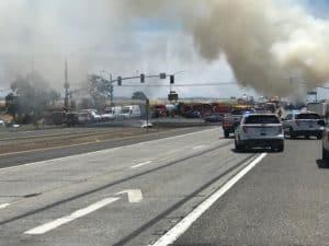 Lupe Ortiz Muerta en Accidente Con Trailer en La Autopista 99 [Chico, CA]