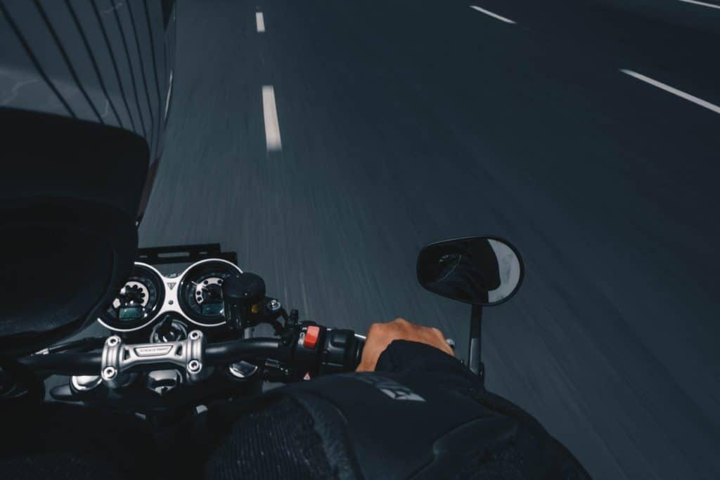 Hit-and-Run Crash on Highway 70 Kills Motorcyclist [Oroville, CA]