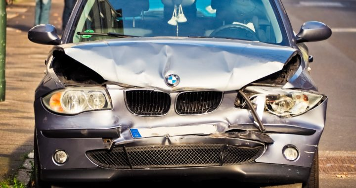 Injury Reported in Accident on Highway 44 [Redding, CA]